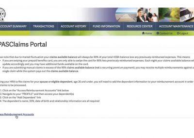 BPAS-Claims-Portal