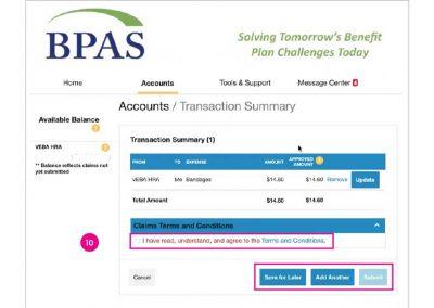 BPAS-Transaction-Summary